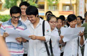 Quy định mức điểm sàn các trường ĐH, CĐ Sư phạm và các ngành đào tạo giáo viên 2