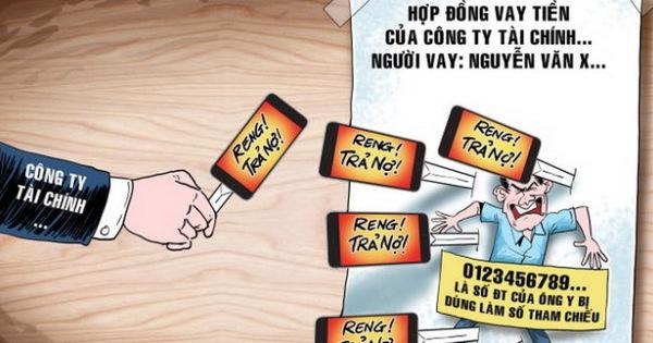 Sẽ xử lý nếu tổ chức tín dụng vẫn đòi nợ qua điện thoạiSẽ xử lý nếu tổ chức tín dụng vẫn đòi nợ qua điện thoại