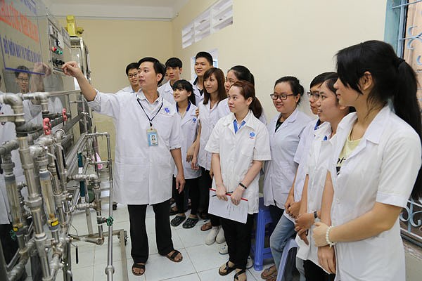 Ngành Hóa dược học ở trường nào? Địa chỉ đào tạo ngành Hóa dược