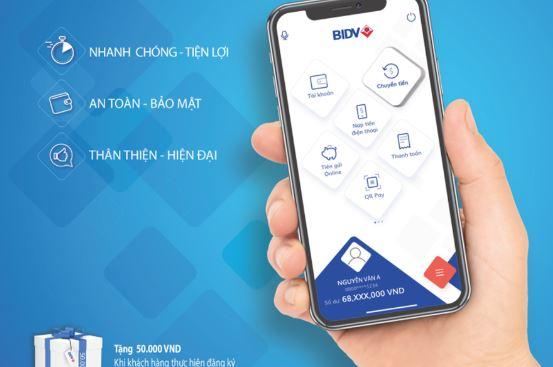 Cách chuyển tiền qua thẻ ATM BIDV bằng điện thoại