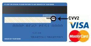 mã bảo mật thẻ visa vietcombank