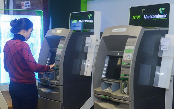 vietcombank 1 ngày rút được bao nhiêu tiền