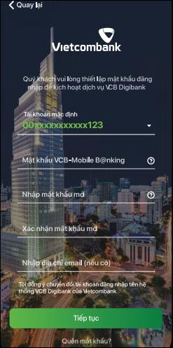 Vietcombank Digibank