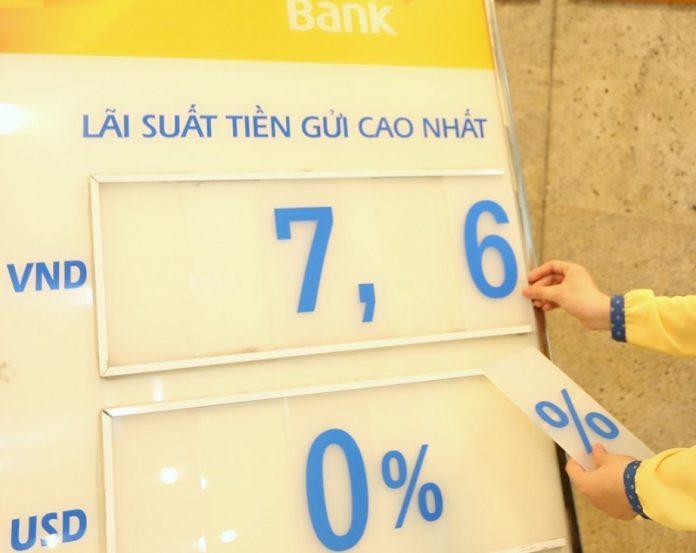 Lãi suất ngân hàng MB Bank